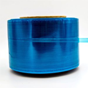 Blue Film Courier Bag Sealing Tape