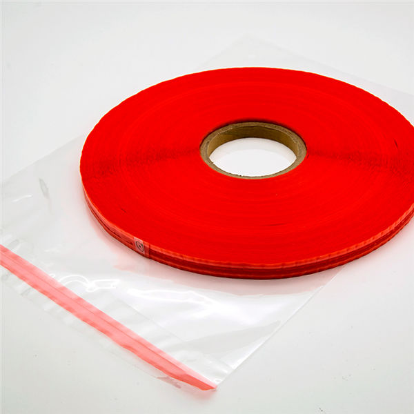Colored Resealable Bag Sealing Tape