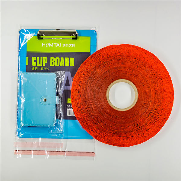 Custom Printing Plastic Bag Sealing Tape