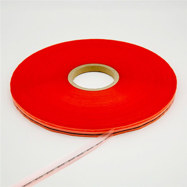 Red Film Antistatic Bag Sealing Tape