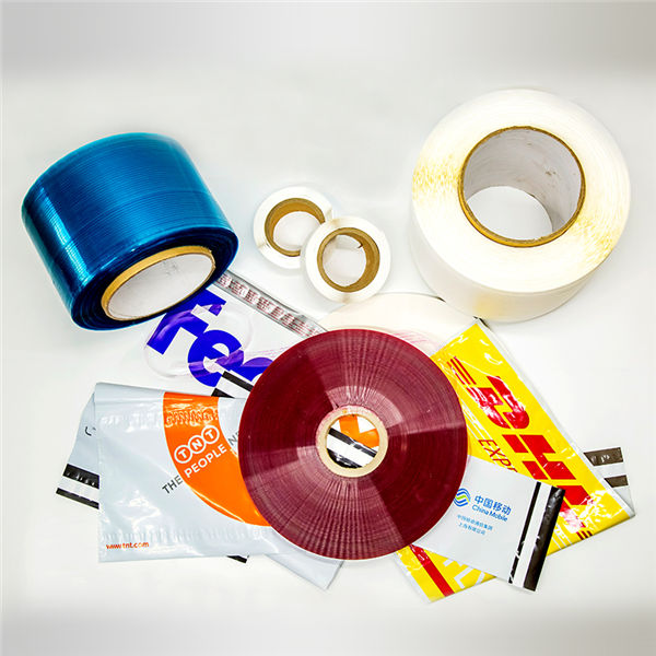 Printable Permanent Bag Sealing Tape