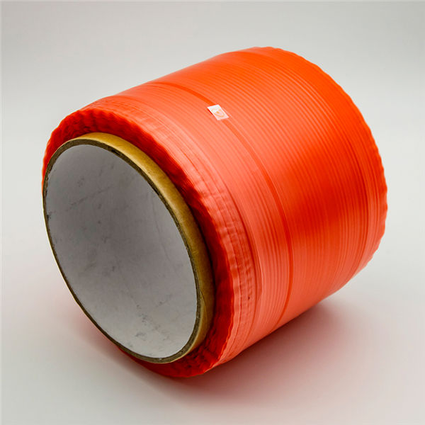 Bobbin Red Film Resealable Bag Sealing Tape