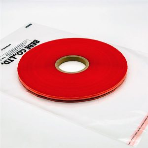 Resealable Plastic Bag Sealing Tape