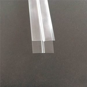 Transparent Plastic Bag Zipper