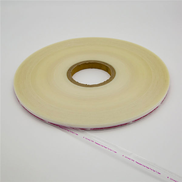 High Quality Resealable Bag Sealing Tape